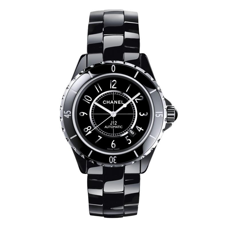 chanel chanel j12 ceramic 42mm h2980 watch h2980 men