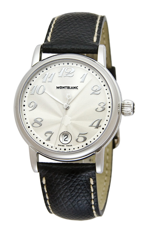 Mont blanc new montblanc star quartz watch 7249 7249 women for Celebrity quartz watches